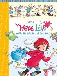 Cover von Hexe Lilli stellt die Schule auf den Kopf