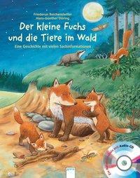 Cover von Der kleine Fuchs und die Tiere im Wald