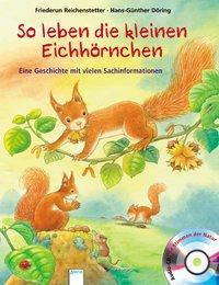 Cover von So leben die kleinen Eichhörnchen