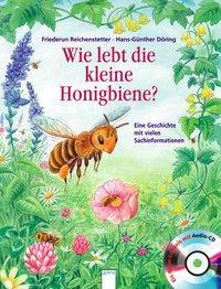 Cover von Wie lebt die kleine Honigbiene?