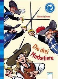 Cover von Die drei Musketiere