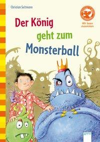 Cover von Der König geht zum Monsterball