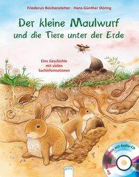 Cover von Der kleine Maulwurf und die Tiere unter der Erde