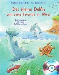 Cover von Der kleine Delfin und seine Freunde im Meer