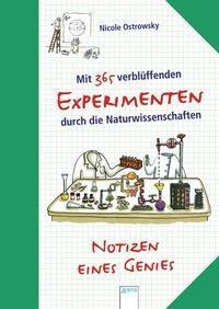 Cover von Notizen eines Genies