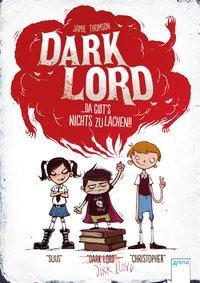 Cover von Dark Lord (1). Da gibt's nichts zu lachen!