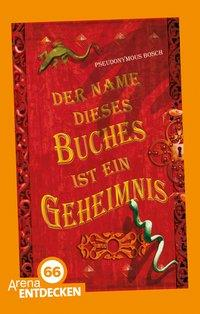 Cover von Der Name dieses Buches ist ein Geheimnis