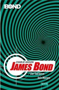 Cover von James Bond. Der Tod kennt kein Morgen