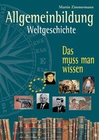 Cover von Allgemeinbildung. Weltgeschichte