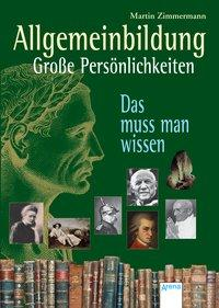 Cover von Allgemeinbildung. Große Persönlichkeiten