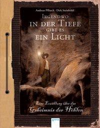 Cover von Irgendwo in der Tiefe gibt es ein Licht