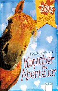 Cover von Kopfüber ins Abenteuer
