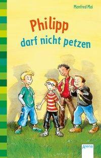 Cover von Philipp darf nicht petzen