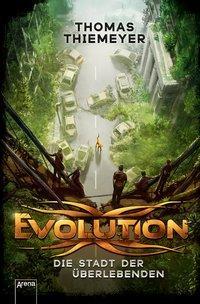 Cover von Evolution (1). Die Stadt der Überlebenden