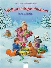 Cover von Weihnachtsgeschichten für 3 Minuten