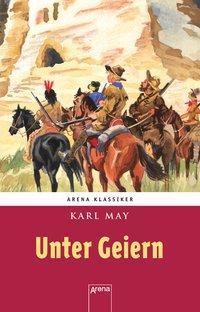 Cover von Winnetous größte Abenteuer (2). Unter Geiern