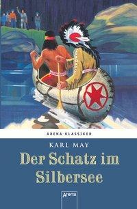 Cover von Winnetous größte Abenteuer (3). Der Schatz im Silbersee