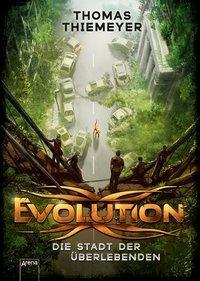 Cover von Evolution. Die Stadt der Überlebenden