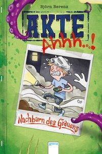 Cover von Akte Ahhh...! (1). Nachbarn des Grauens
