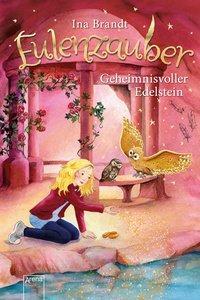 Cover von Eulenzauber (7). Geheimnisvoller Edelstein