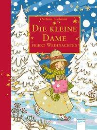 Cover von Die kleine Dame feiert Weihnachten