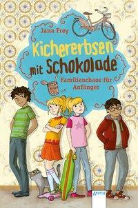 Cover von Kichererbsen mit Schokolade