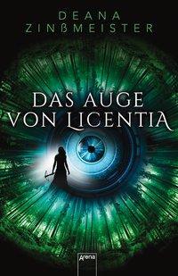 Cover von Das Auge von Licentia