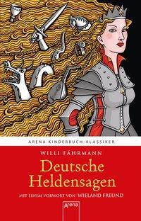 Cover von Deutsche Heldensagen