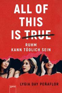 Cover von All of this is true