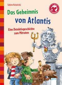 Cover von Das Geheimnis von Atlantis