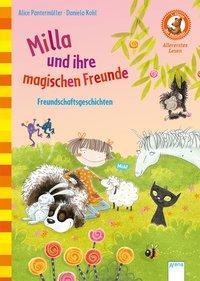Cover von Milla und ihre magischen Freunde. Freundschaftsgeschichten