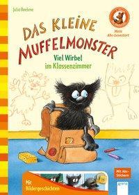 Cover von Das kleine Muffelmonster. Viel Wirbel im Klassenzimmer