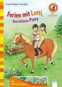 Cover von Ferien mit Lotti, dem kleinen Pony