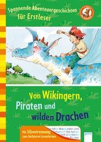 Cover von Spannende Abenteuergeschichten für Erstleser