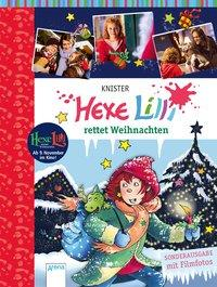 Cover von Hexe Lilli rettet Weihnachten