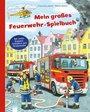 Cover von Mein großes Feuerwehr-Spielbuch