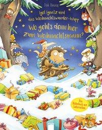 Cover von Igel Ignatz und das Weihnachtswunder-Wupp