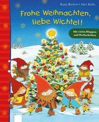 Cover von Frohe Weihnachten, liebe Wichtel!