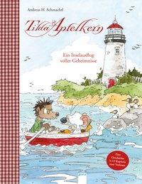 Cover von Tilda Apfelkern. Ein Inselausflug voller Geheimnisse