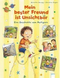 Cover von Mein bester Freund ist Unsichtbär