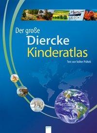 Cover von Der große Diercke Kinderatlas