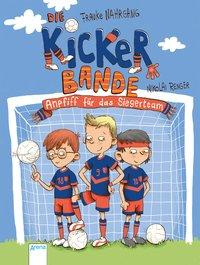 Cover von Die Kickerbande (1). Anpfiff auf das Siegerteam