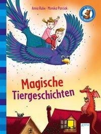 Cover von Magische Tiergeschichten