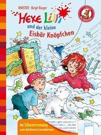 Cover von Hexe Lilli und der kleine Eisbär Knöpfchen