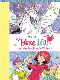 Cover von Hexe Lilli und das leuchtende Einhorn