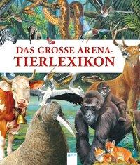 Cover von Das große Arena-Tierlexikon