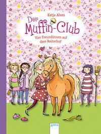 Cover von Vier Freundinnen auf dem Reiterhof