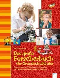 Cover von Das große Forscherbuch für Grundschulkinder