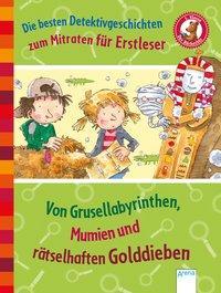 Cover von Der Bücherbär. Erstlesebücher für das Lesealter 1. Klasse / Die besten Detektivgeschichten zum Mitraten für Erstleser