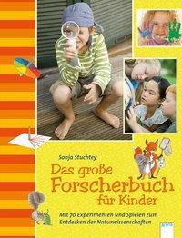 Cover von Das große Forscherbuch für Kinder